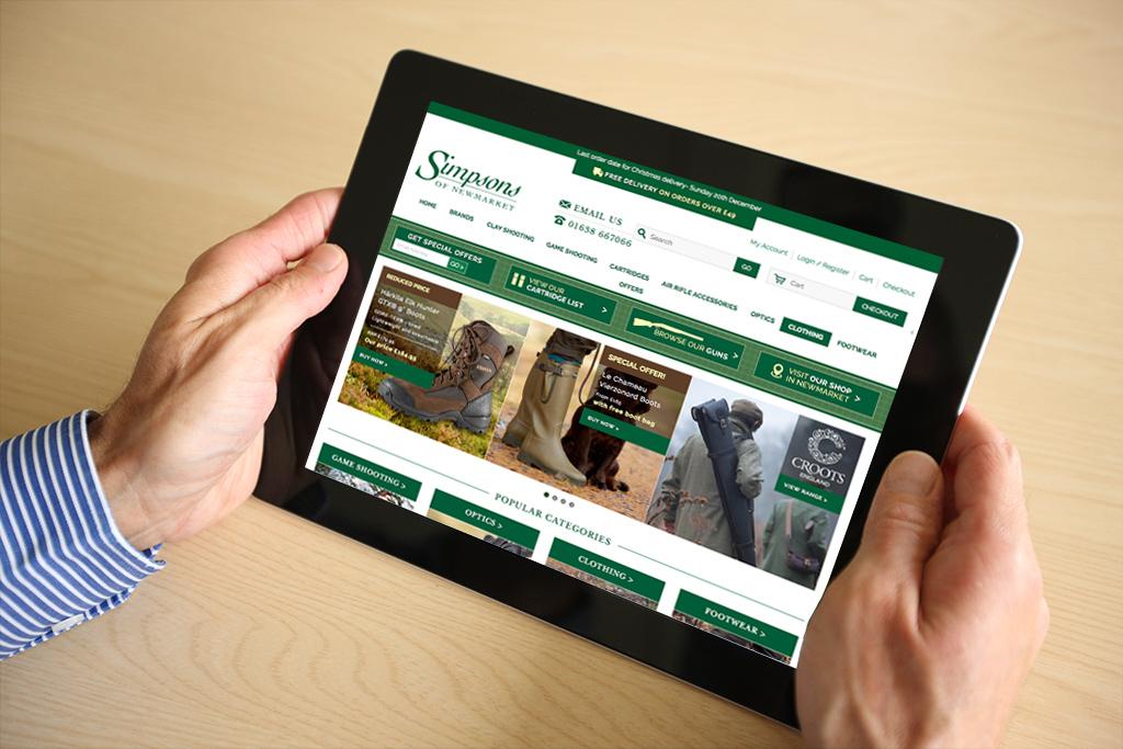 simpsons-website-tablet