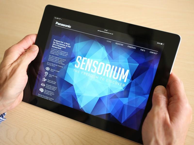 Panasonic Sensorium