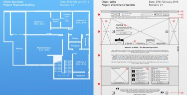 The striking similarities between building a website and building a house