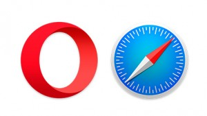 Opera and Safari