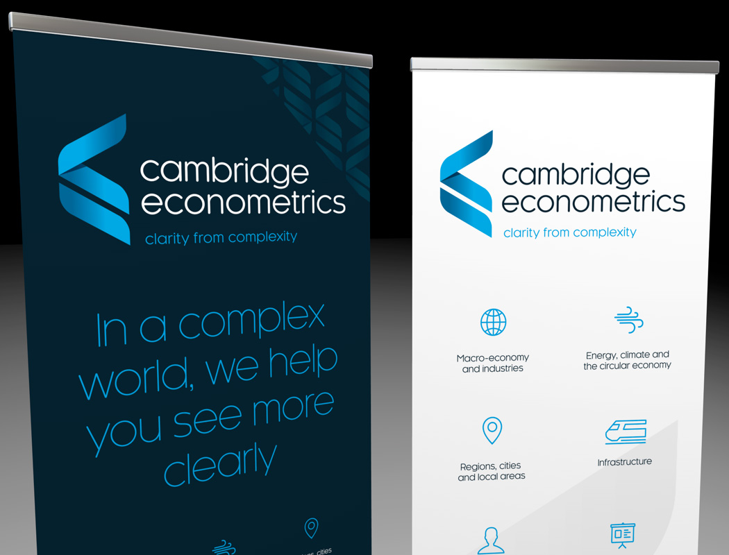 Cambridge Econometrics Rebranding